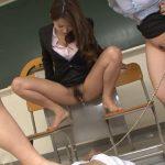 女教師6人に集団イジメされたい願望を叶える動画 顔面騎乗で直接放尿プレイ!